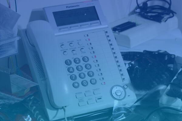 تعمیر تلفن سانترال پاناسونیک