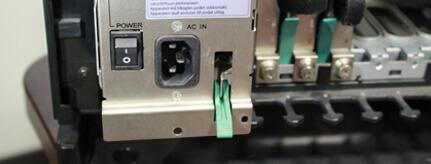 تعمیر خرابی پاور دستگاه سانترال
