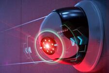 دوربین مداربسته لیزری چیست؟