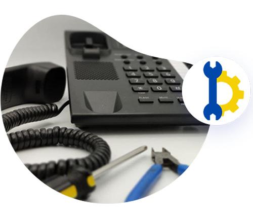 تعمیر تلفن رومیزی