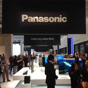 نمایش محصولات جدید پاناسونیک در نمایشگاه IFA2015