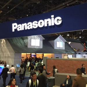 شرکت پاناسونیک در نمایشگاه CES 2016