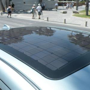 هم اندیشی شرکت پاناسونیک و تسلاجهت ساخت پنل خورشیدی خودرو