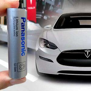 سرمایه گذاری پاناسونیک در تولید باتری های مورد نیاز تسلا