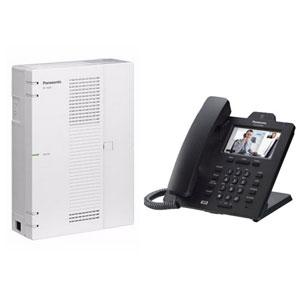KX-HTS824 سانترال جدید پاناسونیک برای دفاتر کوچک و منازل