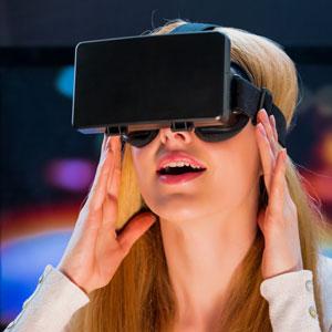 تلویزیون واقعیت مجازی پاناسونیک