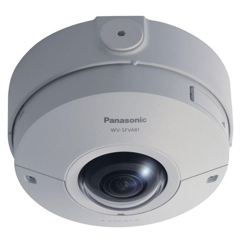 دوربین تحت شبکه پاناسونیک WV-SFV481