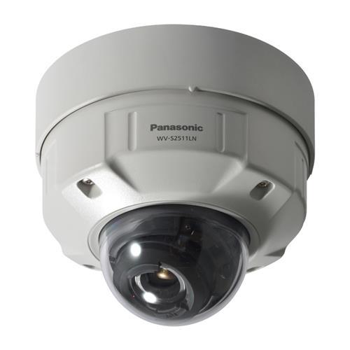 دوربین تحت شبکه پاناسونیک WV-S2511LN