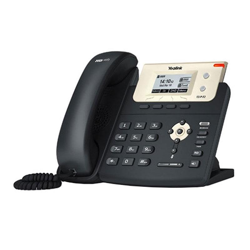 تلفن تحت شبکه یالینک SIP-T21P E2
