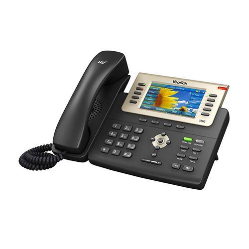 تلفن تحت شبکه یالینک SIP-T29G