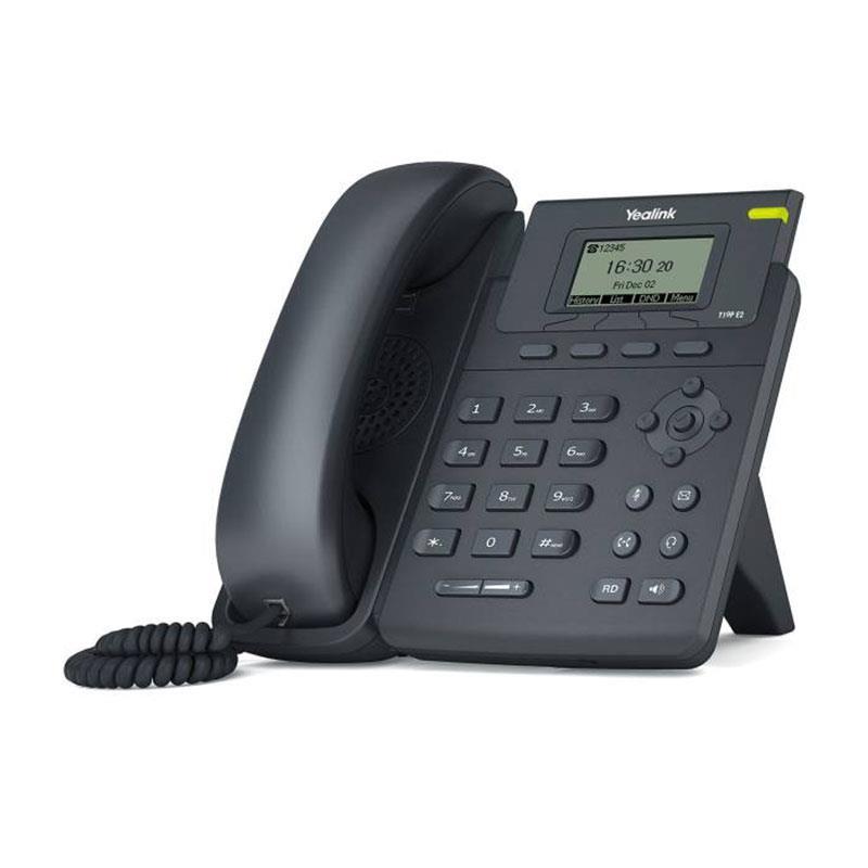 تلفن تحت شبکه یالینک SIP-T19P