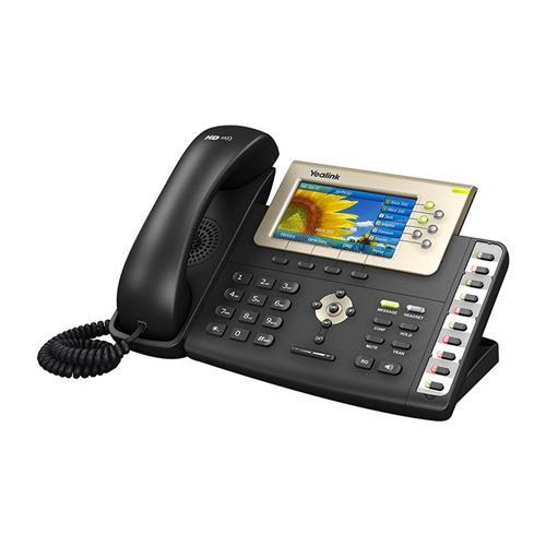 تلفن تحت شبکه یالینک SIP-T38G