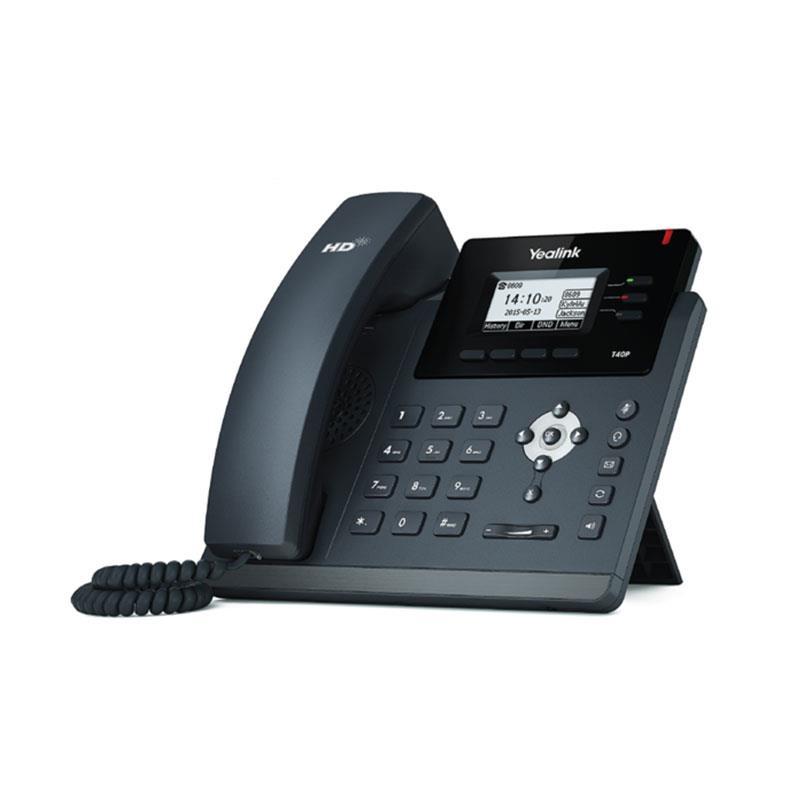 تلفن تحت شبکه یالینک SIP-T40P