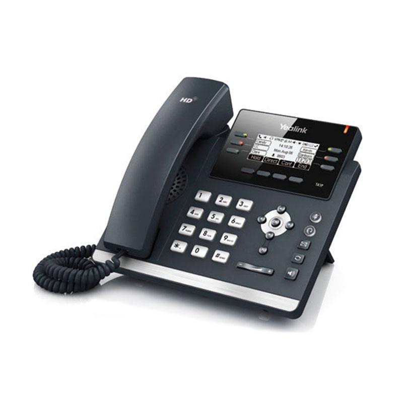 تلفن تحت شبکه یالینک SIP-T41P