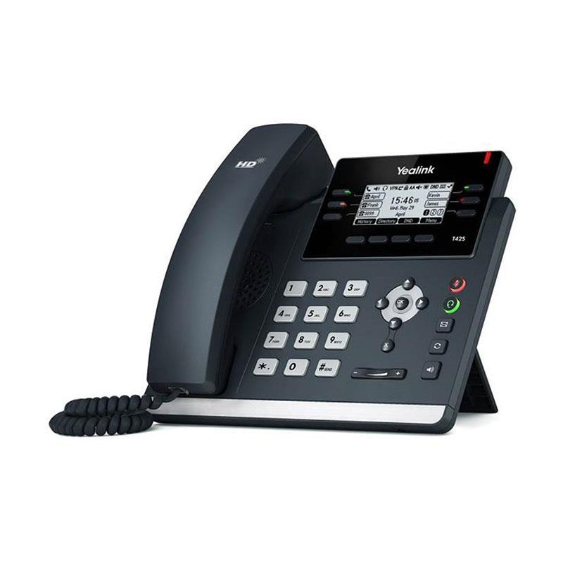 تلفن تحت شبکه یالینک SIP-T42S
