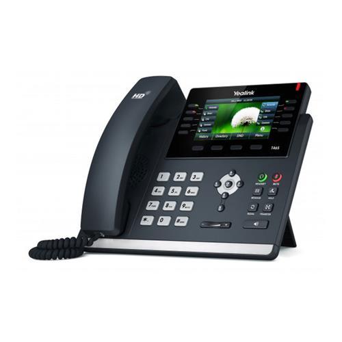 تلفن تحت شبکه یالینک SIP-T46S