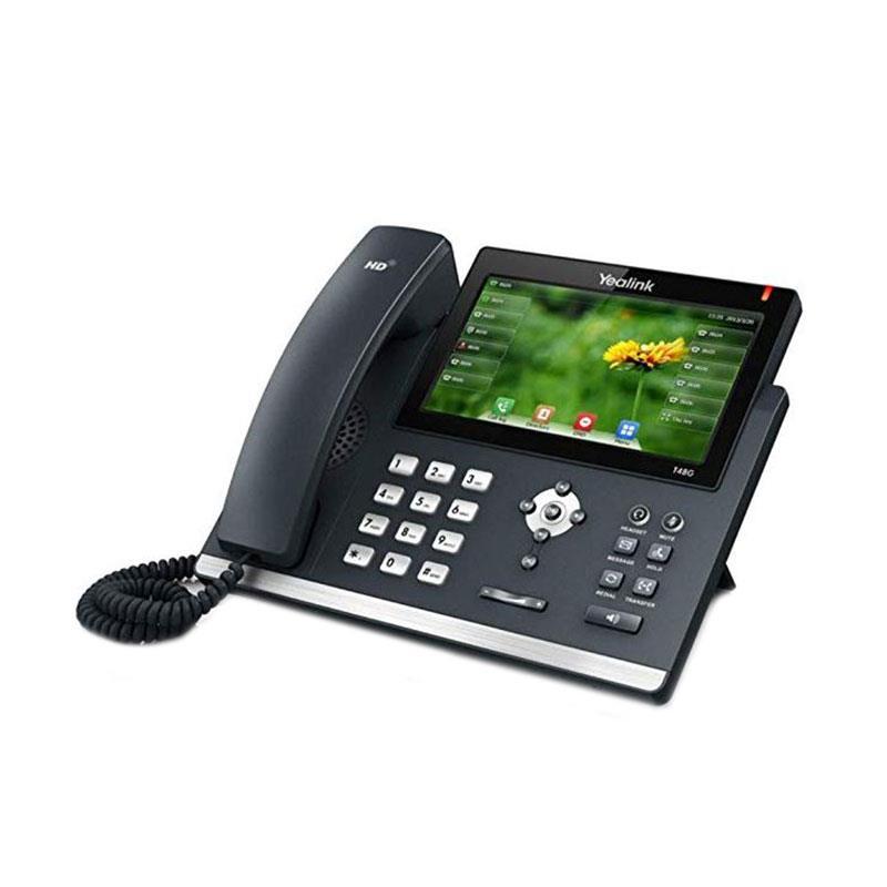 تلفن تحت شبکه یالینک SIP-T48S