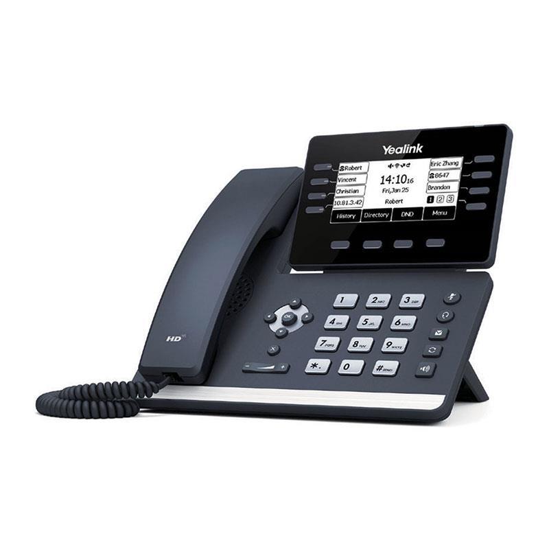 تلفن تحت شبکه یالینک SIP-T53W