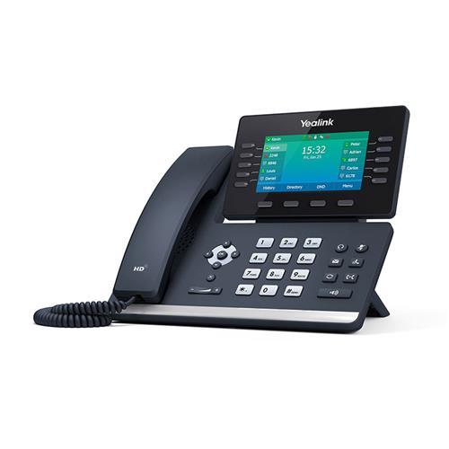 تلفن تحت شبکه یالینک SIP-T54W