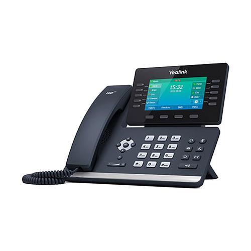 تلفن تحت شبکه یالینک SIP-T54S