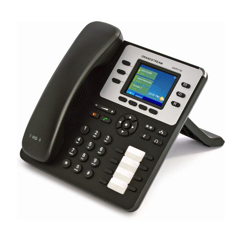 تلفن تحت شبکه گرنداستریم GXP2130