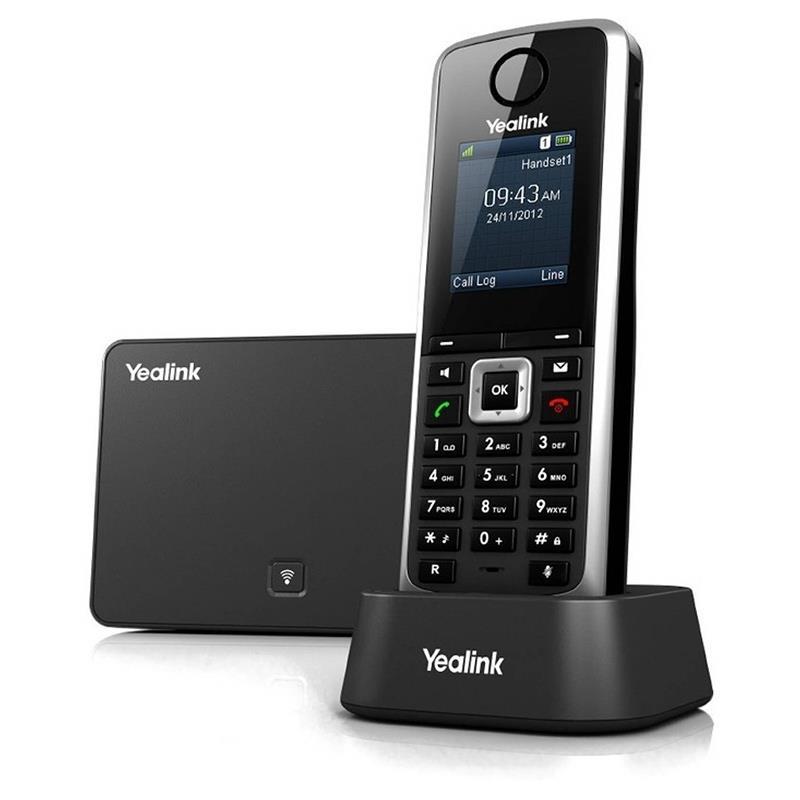 تلفن دکت تحت شبکه یالینک W52P