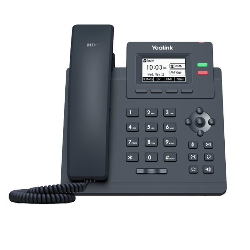 تلفن تحت شبکه یالینک SIP-T31P
