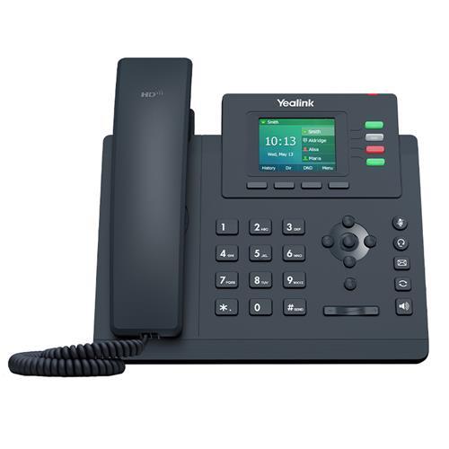 تلفن تحت شبکه یالینک SIP-T33P
