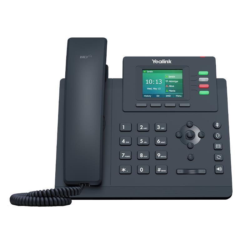 تلفن تحت شبکه یالینک SIP-T33G