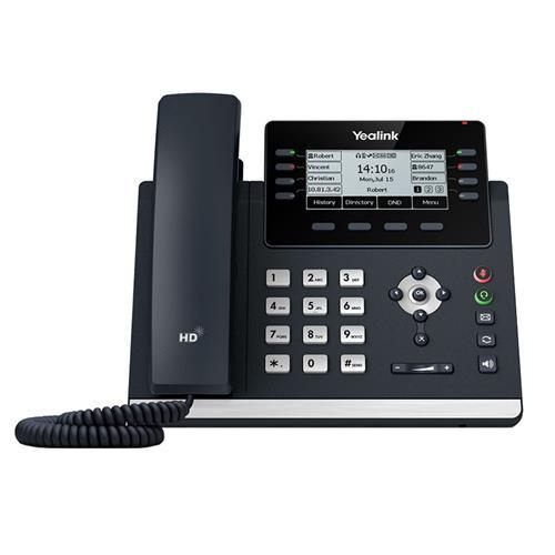 تلفن تحت شبکه یالینک SIP-T43U