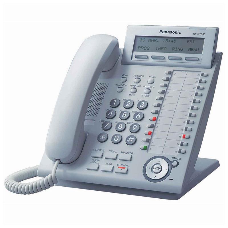 تلفن سانترال دیجیتال پاناسونیک KX-DT333