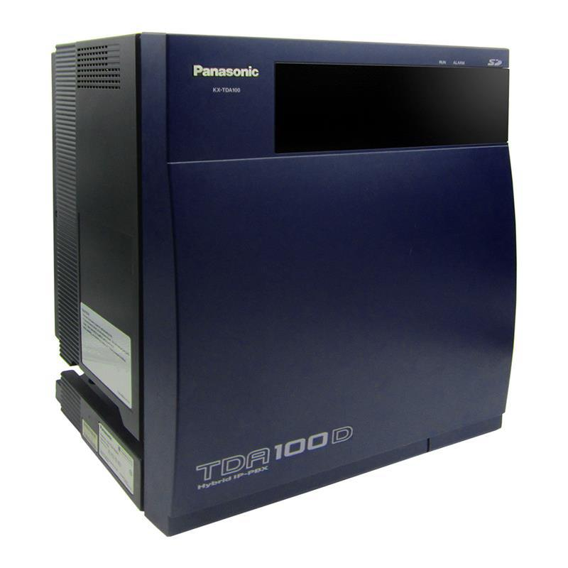 دستگاه سانترال پاناسونیک KX-TDA100DBP