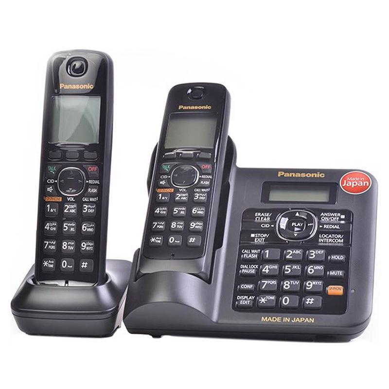 تلفن بی سیم پاناسونیک KX-TG3822BX