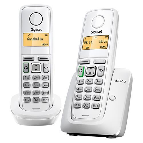 تلفن بی سيم گیگاست A220 AM DOU
