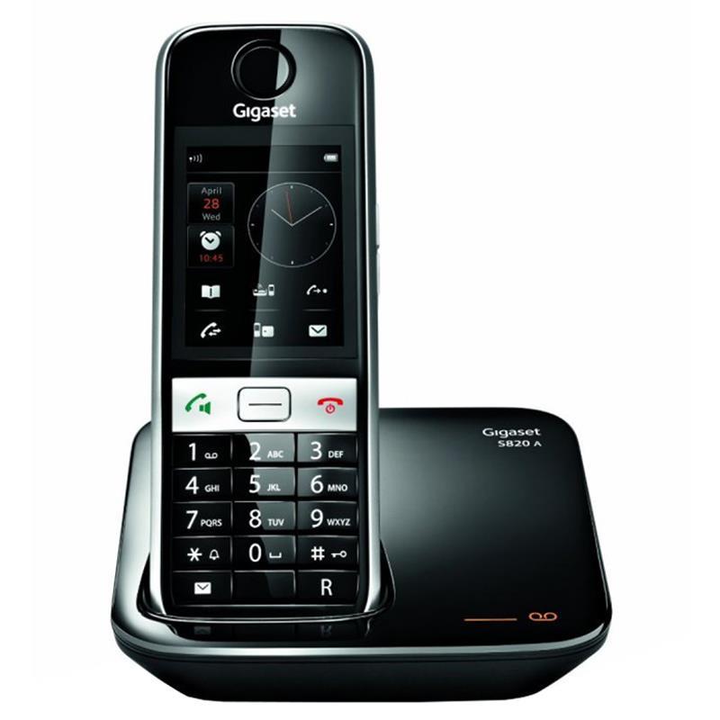 تلفن بی سيم گیگاست S820A