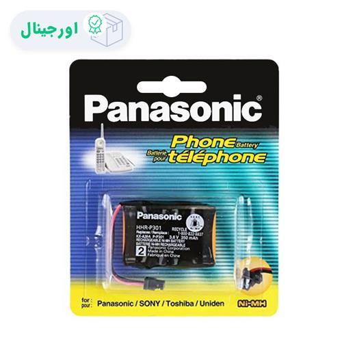 باتری تلفن پاناسونیک HHR-P301A [ اورجینال ]