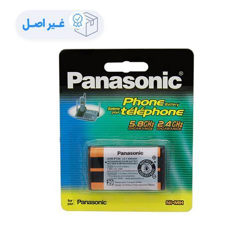 باتری تلفن پاناسونیک HHR-P104 [ غیر اصلی ]
