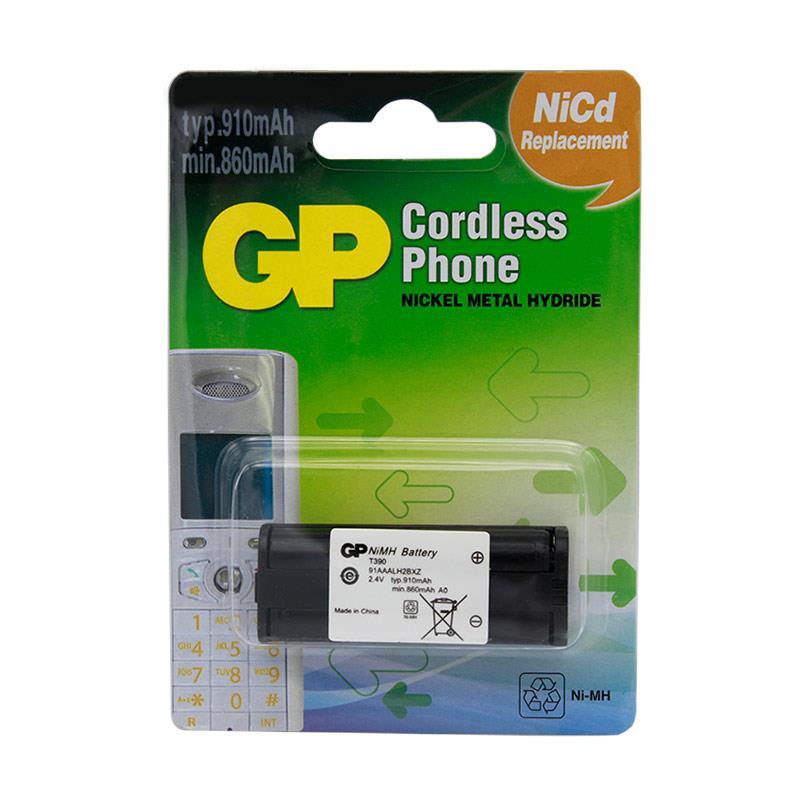 باتری تلفن بیسیم جی پی GP-T390