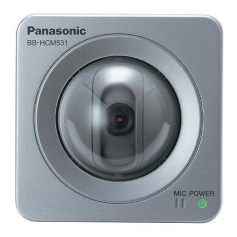 دوربین تحت شبکه پاناسونیک BB-HCM531