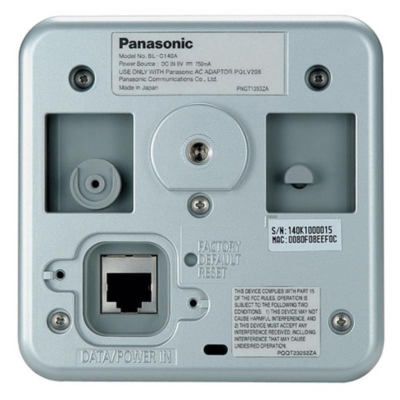 دوربین تحت شبکه پاناسونیک BL-C140