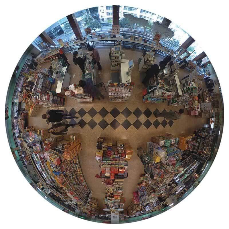 دوربین تحت شبکه پاناسونیک WV-SF438