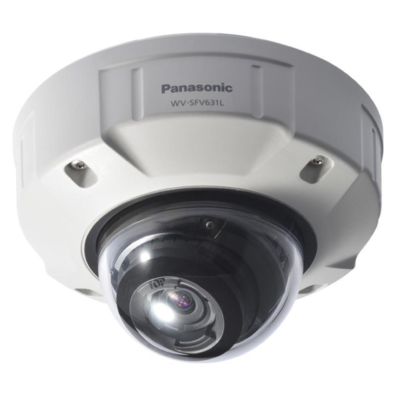 دوربین تحت شبکه پاناسونیک WV-SFV631L