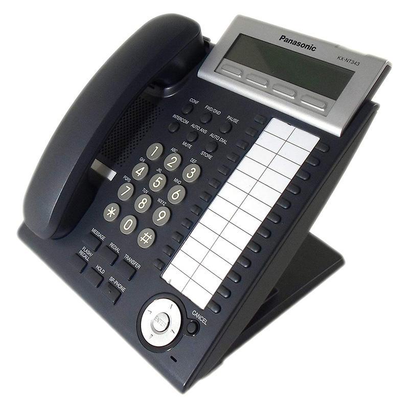 تلفن سانترال تحت شبکه پاناسونیک KX-NT343