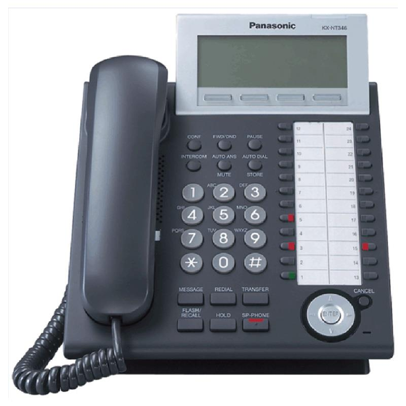 تلفن سانترال تحت شبکه پاناسونیک KX-NT346