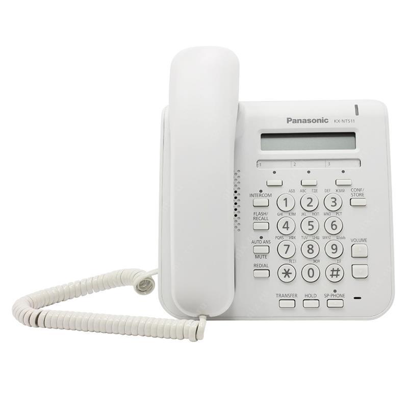 گوشی تلفن سانترال تحت شبکه پاناسونیک KX-NT511