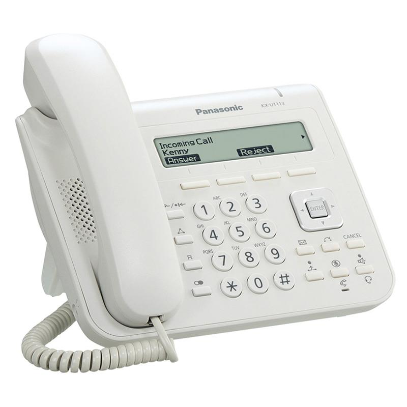 تلفن سانترال تحت شبکه SIP پاناسونیک KX-UT113