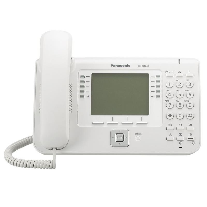 تلفن سانترال تحت شبکه SIP پاناسونیک KX-UT248