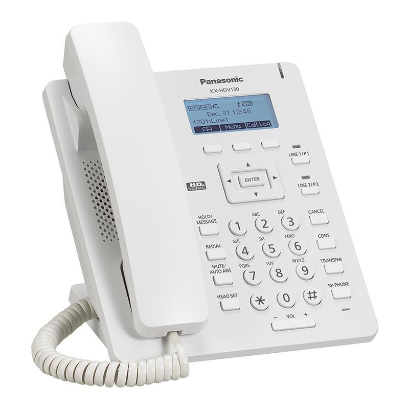 تلفن سانترال تحت شبکه SIP پاناسونیک KX-HDV130