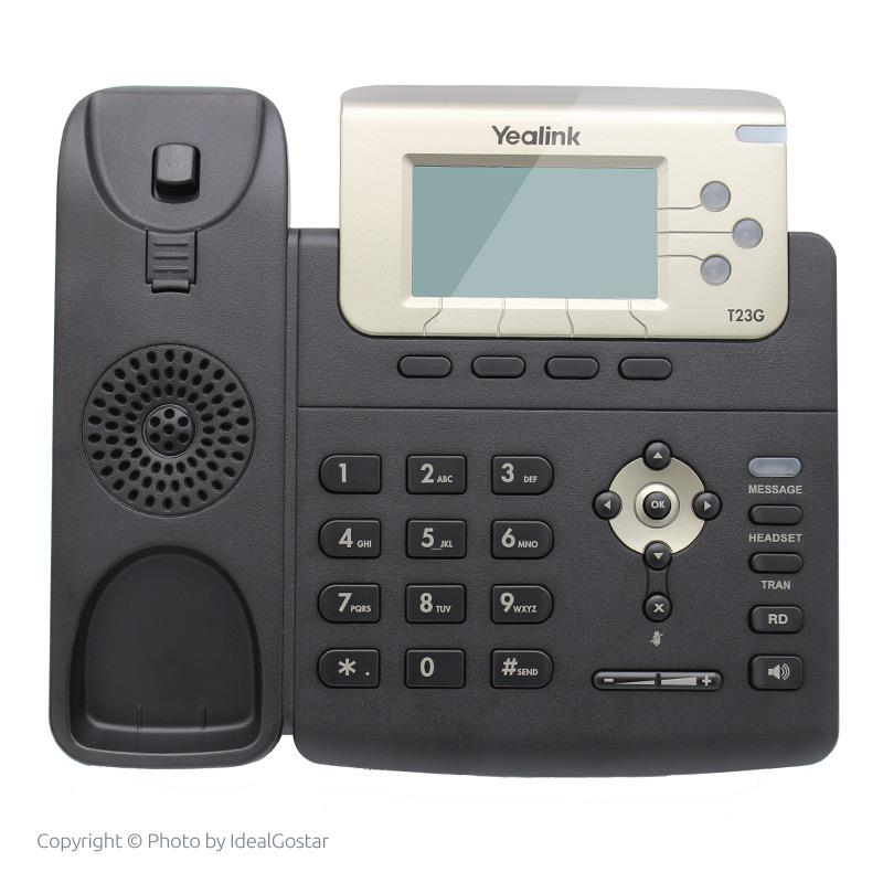 تلفن تحت شبکه یالینک SIP-T23G