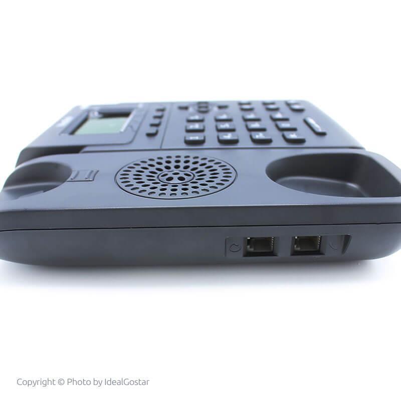 محل سوکت تلفن تحت شبکه یالینک SIP-T19P E2